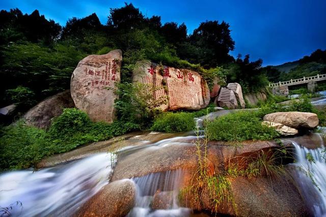 義縣大凌河噴泉幾點噴