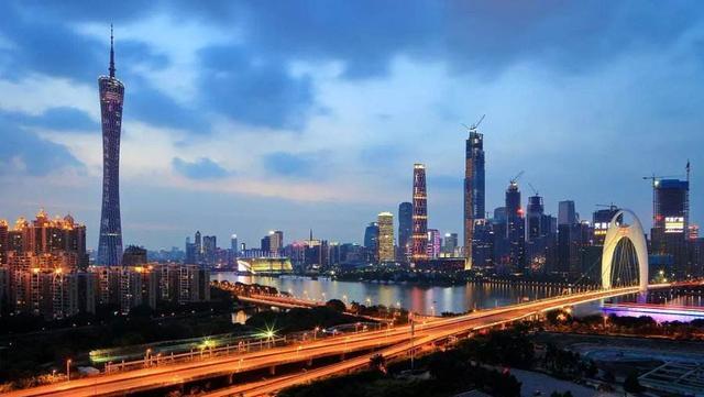 广州塔最佳观赏位置