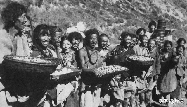 西藏牦牛牧民