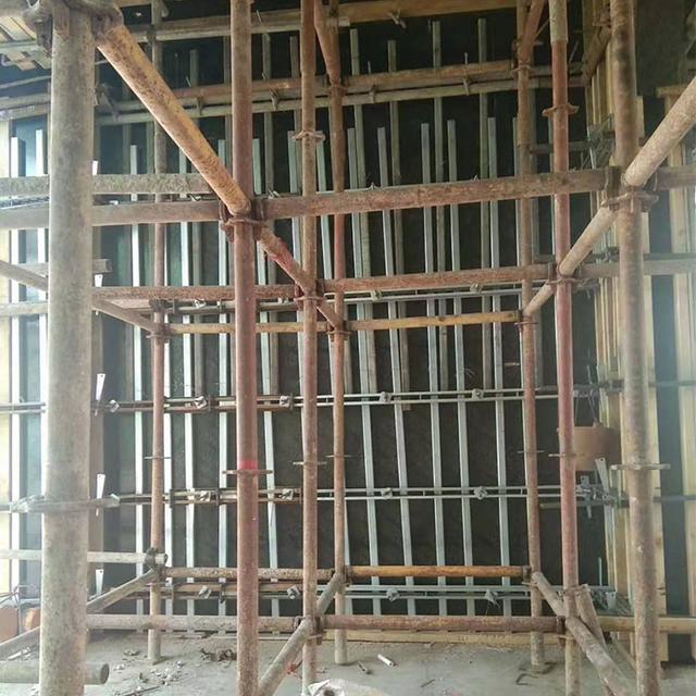 剪力墻模板鋼支撐的制作要求