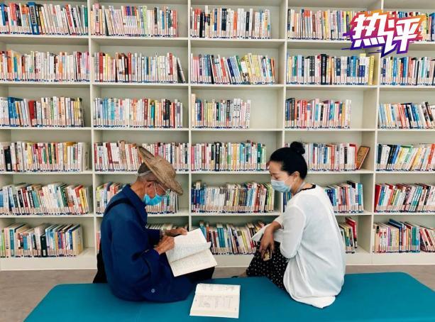 图书馆书架图片