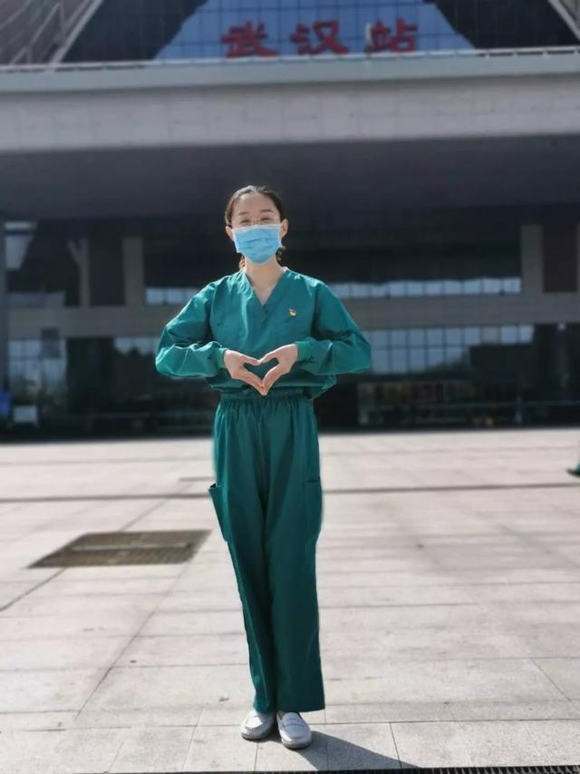 郑州市九院援鄂队员的担当与使命