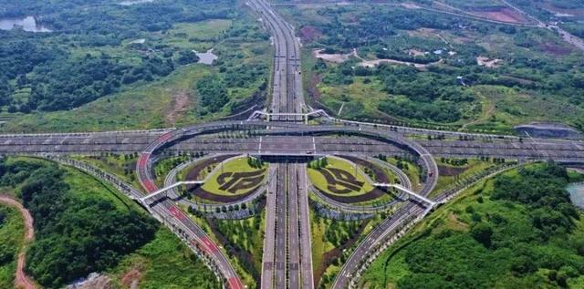 重庆西部新城规划图