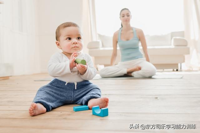 """专注力的""""五项全能"""",孩子专注力训练"""