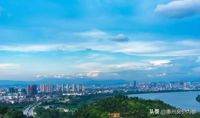 惠州二手房卖到两万以上的区域,5年之内会再迎新发展