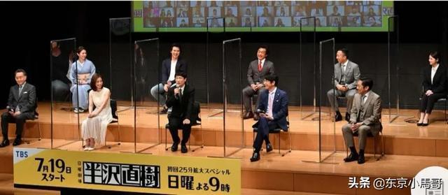 加倍奉还「半沢直樹2」首播创下22%的高收视率