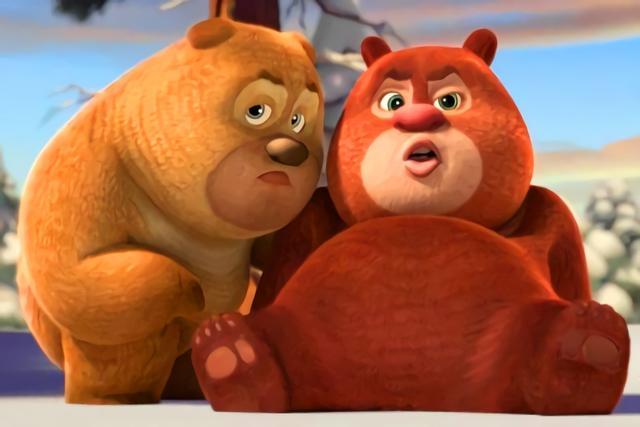 熊出没之探险日记2:团子也有妈妈,它的妈妈拯救... _手机网易网