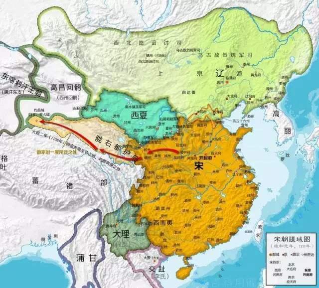 越南是如何从中国独立出去,宋朝为何不夺回来呢?