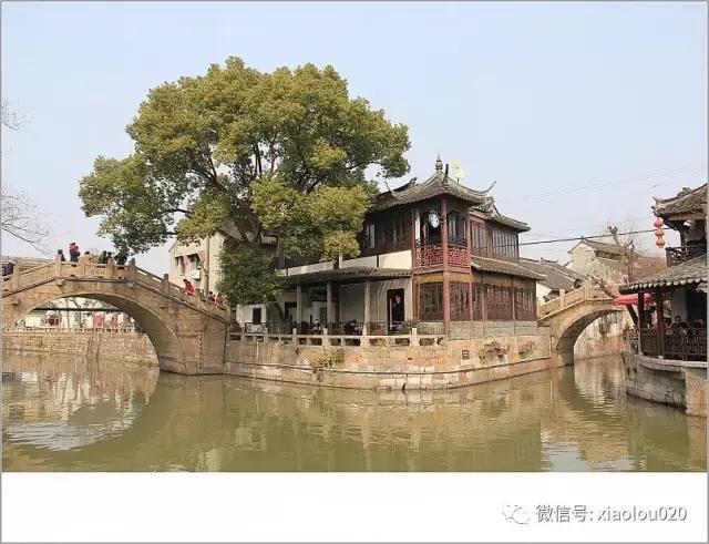 上海枫泾古镇,典型的江南水乡,距离上海市区仅60公里且不收门票
