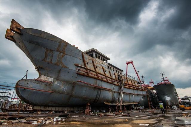 超200家船厂将关门?目前的订单荒比2008年金融危机更严重