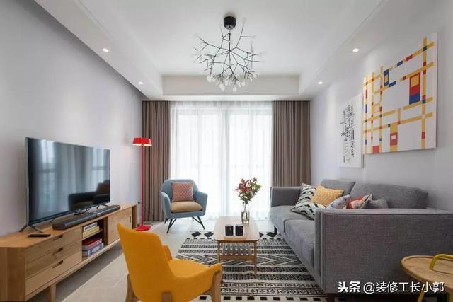 豪顺装饰;现代简约风格装修家具特点 现代简约风格家具搭配要点