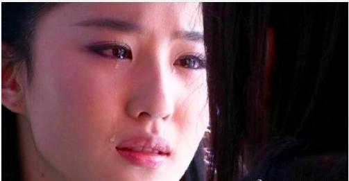 古装电视剧女星伤心落泪,一共九位,看看谁的哭戏最有演技呢?