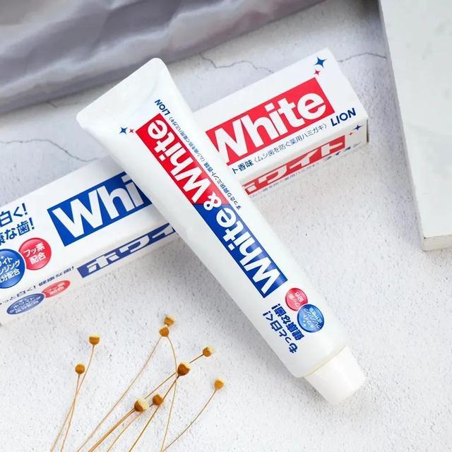 去牙黄最有效的牙膏