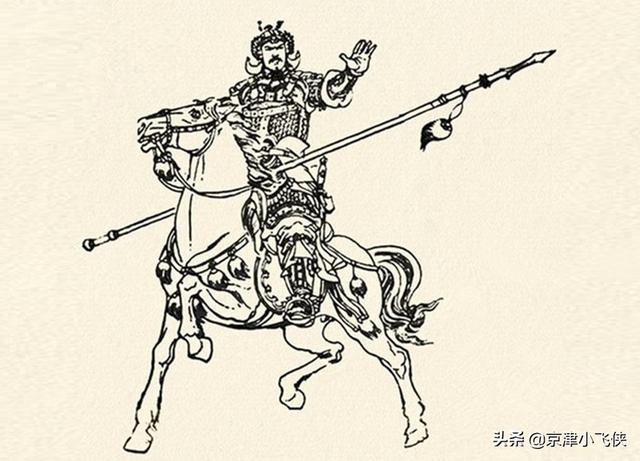 隋唐:宇文成都不愧是一员猛将,伍云召三兄弟都打不过他一人