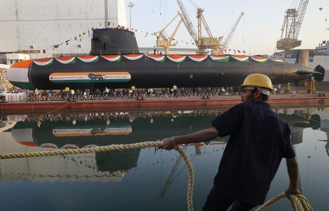 印度新型潜艇即将出炉,水下隐身能力更强,或彻底切断马六甲航线