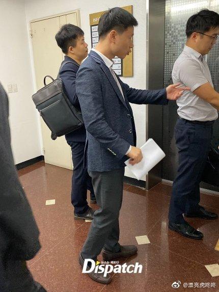 《produce404》练习生排名颠倒?!警方扣留搜查所属社