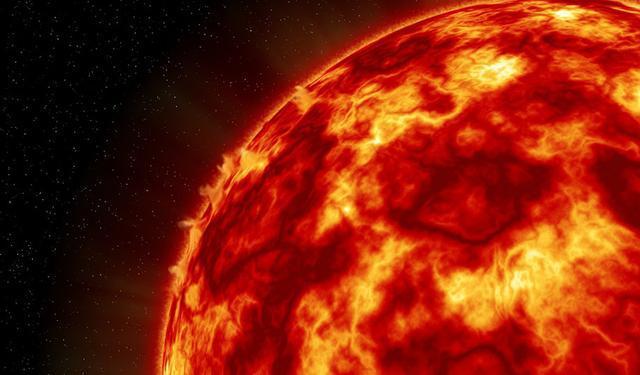 历史上天空连续红了9天,这是怎么回事?