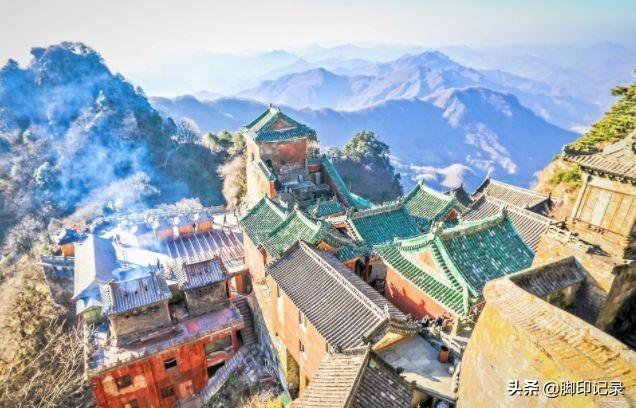 中国10大最著名的道教名山 中国道教十大名山盘点→MA... _买购网