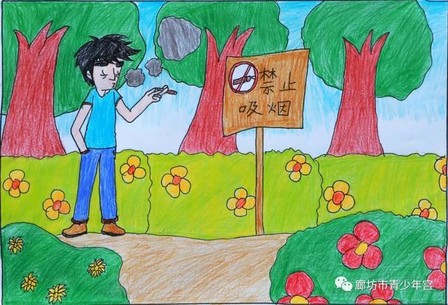 美丽风景画出来!长沙萌娃绘制十米画卷倡导文明旅游---中国文明网