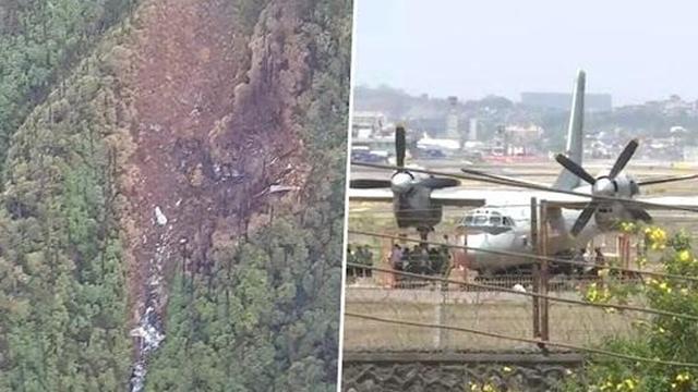 差点就玩砸了!印度空军安32运输机出大故障,部署拉达克任务失败