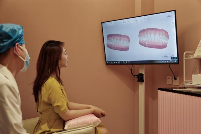 笑研所依托先进的数字化正畸技术 打造数字化诊所