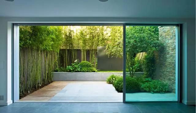 简洁精致的小庭院,拥有一个今生足矣