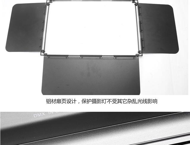 图立方GK-2016大功率led摄影灯摄像灯外拍灯影视灯电影灯演播灯