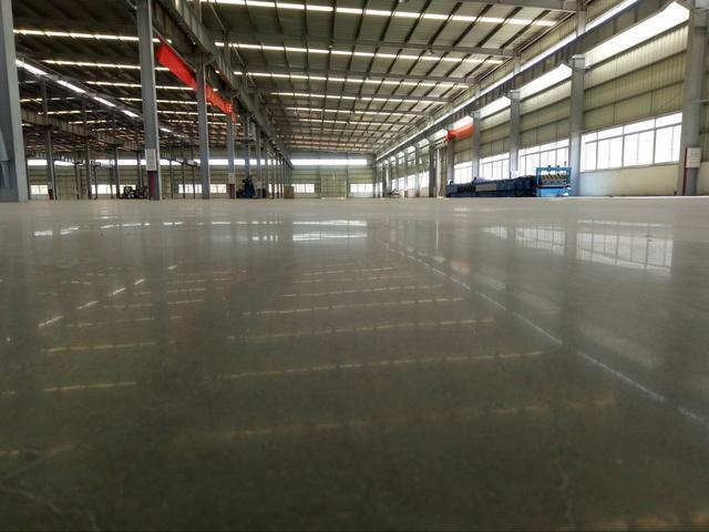 固化劑地坪是什么?有什么優點?