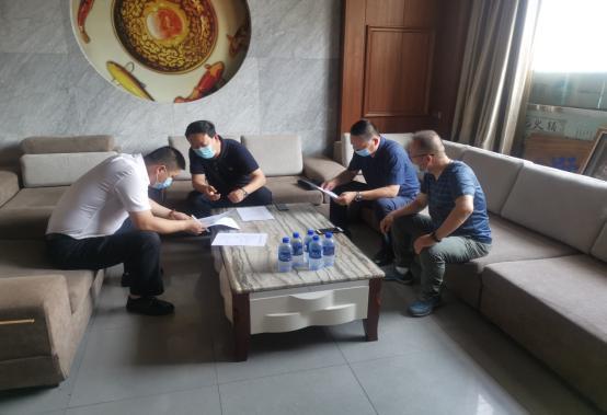 肇东市市场监管局开展夏季餐饮业疫情常态化防控应急演练