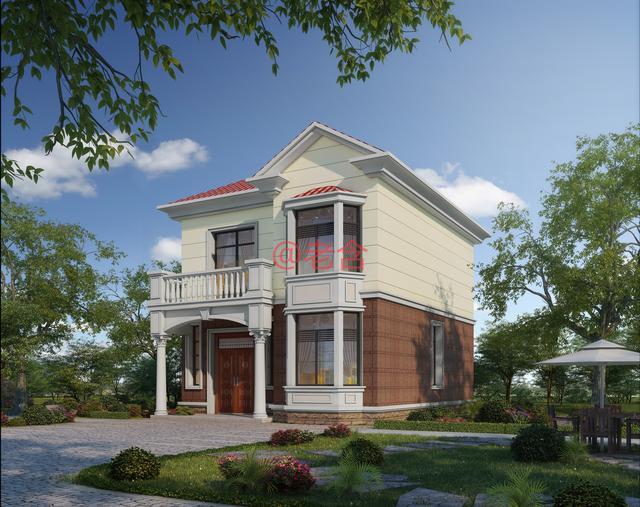 40平米宅基地设计图
