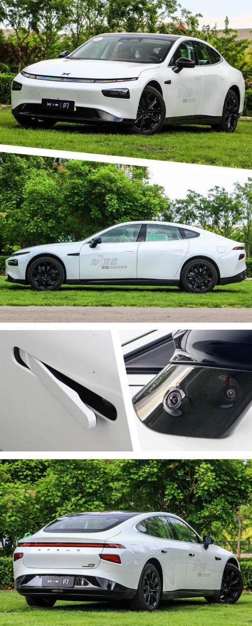 如何用买Model 3的钱享受到Model S?小鹏P7值得推荐