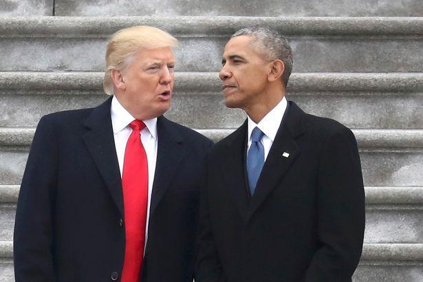 """""""美国前任总统""""奥巴马,是怎样评价特朗普的"""