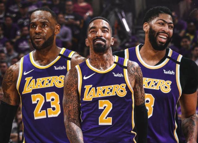 世間所有相遇都是久別重逢,詹姆斯不計前嫌,JR該何以回報湖人?-黑特籃球-NBA新聞影音圖片分享社區
