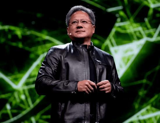 黄仁勋:Nvidia不是游戏�公司,我们希望推动下一个←人工智能大爆炸