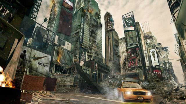 末世觉醒之入侵图片