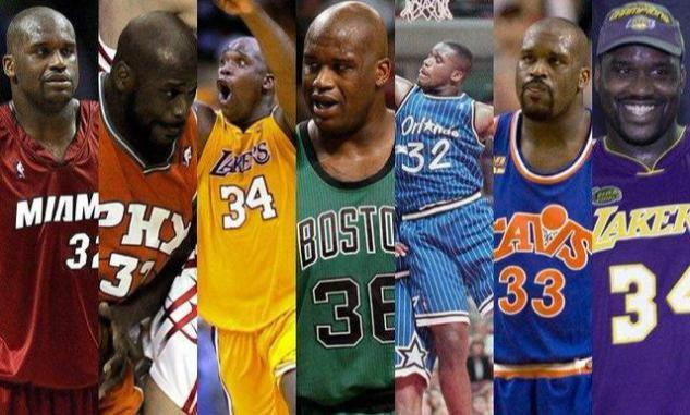 六大「流浪漢」巨星,卡特生涯效力8隊,少於5隊的巨星無法上榜!