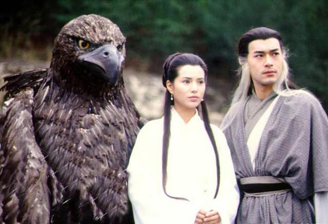 """1995《神雕侠侣》,古天乐才是最经典的""""杨过"""""""