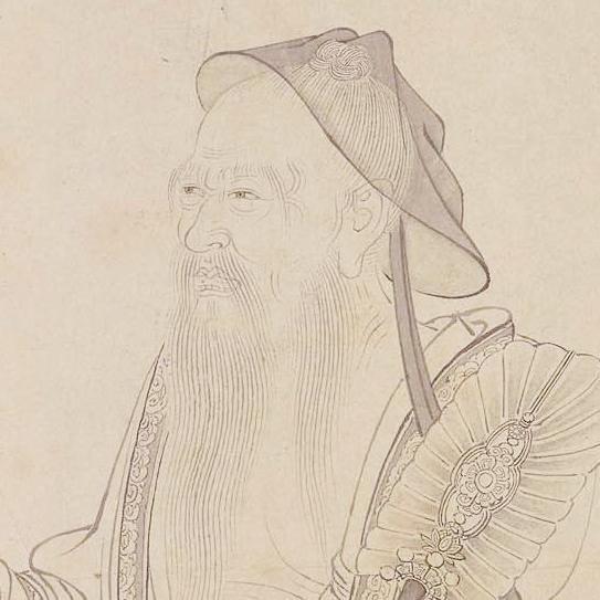 维摩诘居士像
