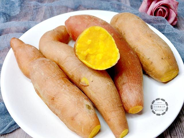 蒸红薯图片大全