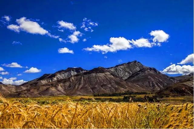 西藏风景照片图片高清