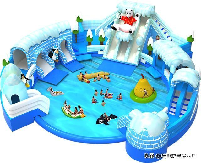 移动水上乐园:你暑假游玩的精选之地