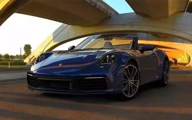 保时捷911 Carrera S 敞篷车试驾,经典跑车!_腾讯网