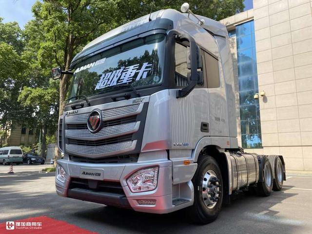欧曼EST超级卡车高端内饰,给你另一个家的舒适~_太平洋汽车网