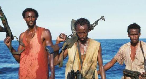 索马里海盗图画