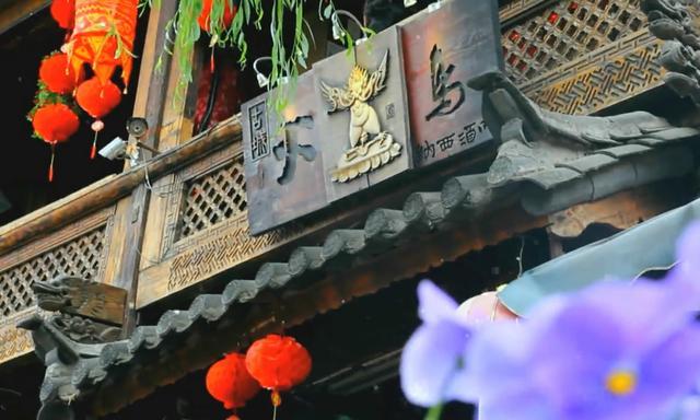 丽江古城图片风景图片
