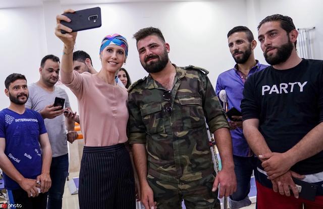被判死刑的叙利亚总统