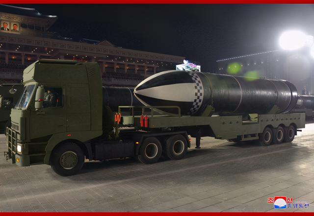 朝鲜威力最大的导弹