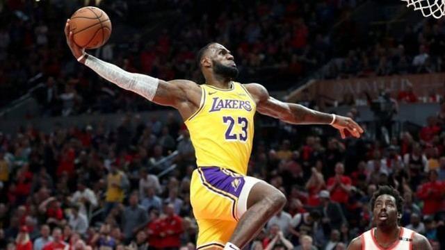 傳奇巨星!美媒列出詹姆斯六大神紀錄:它們永遠不會被後人打破!-黑特籃球-NBA新聞影音圖片分享社區