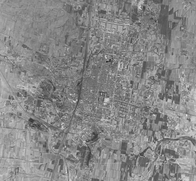 邯郸市区地图高清版大图 - 城市吧手机地图