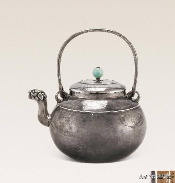 中国最贵银壶拍卖TOP10:竟然有九把是日本银壶